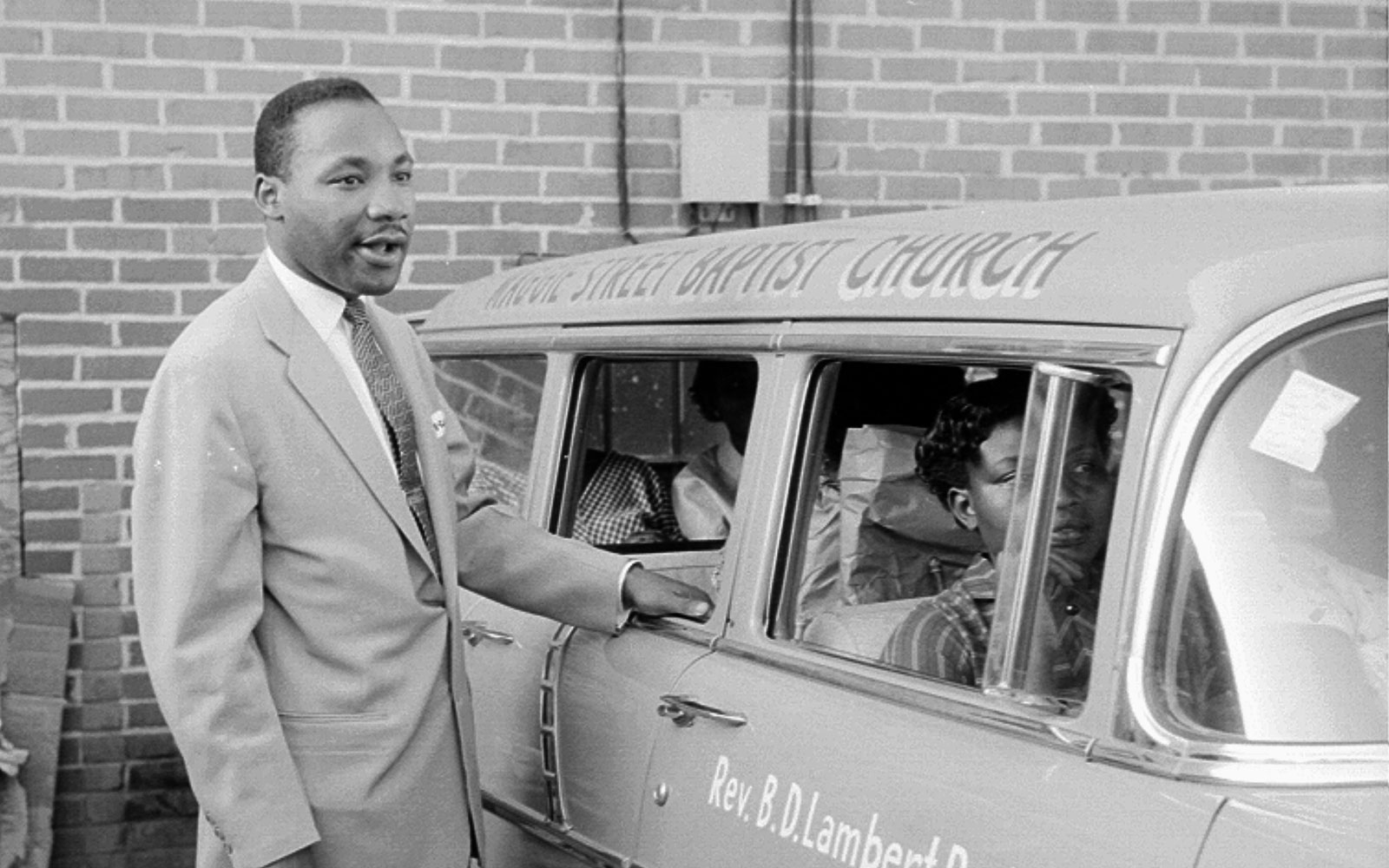 Follow Martin Luther King Jr.'s Footsteps on This Roadtrip