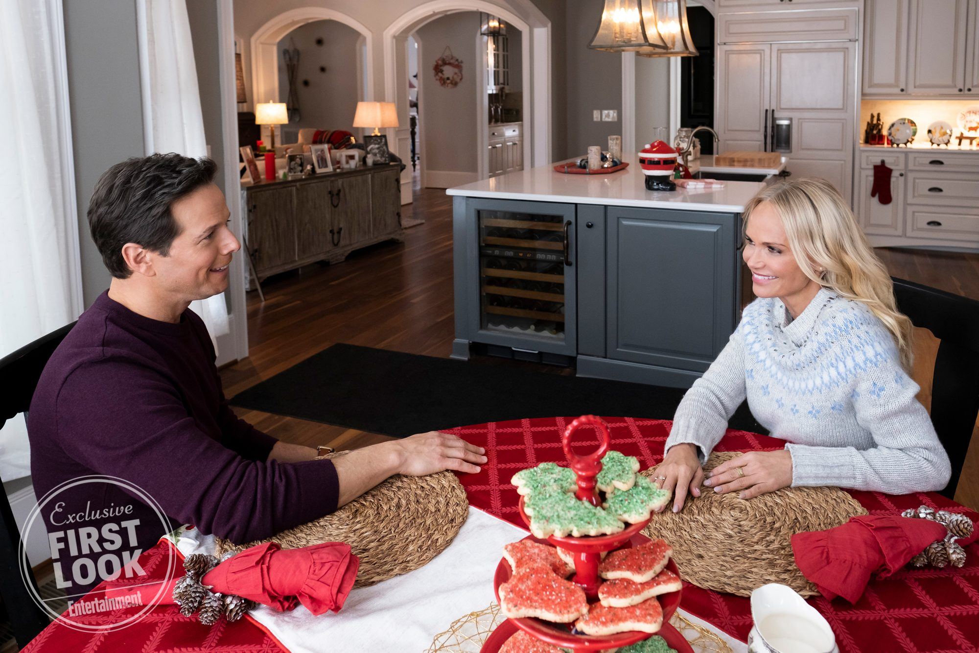 Hallmark will air 40 new Christmas TV movies this year