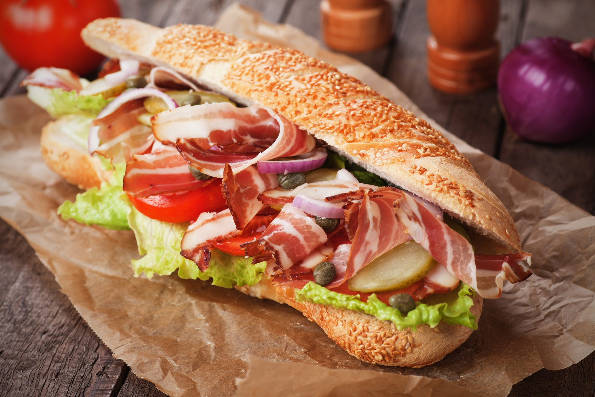 Subway Is Giving Out Free Subs Today for National Sandwich Day. Here's How to Get One