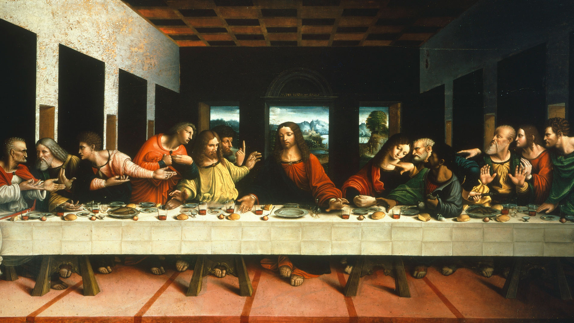 What Did Jesus and the Apostles Eat at the Last Supper?