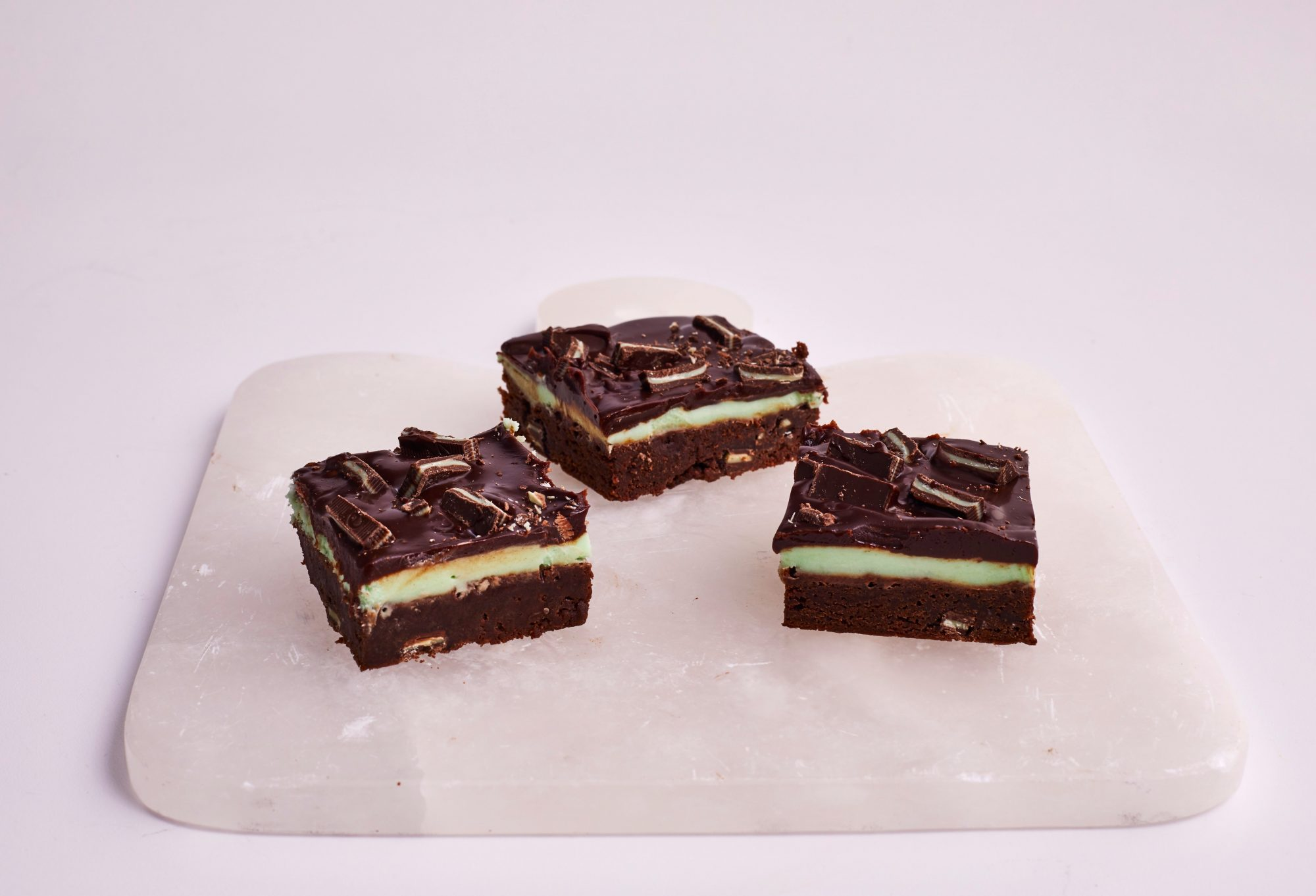 Andes Mint Brownies image