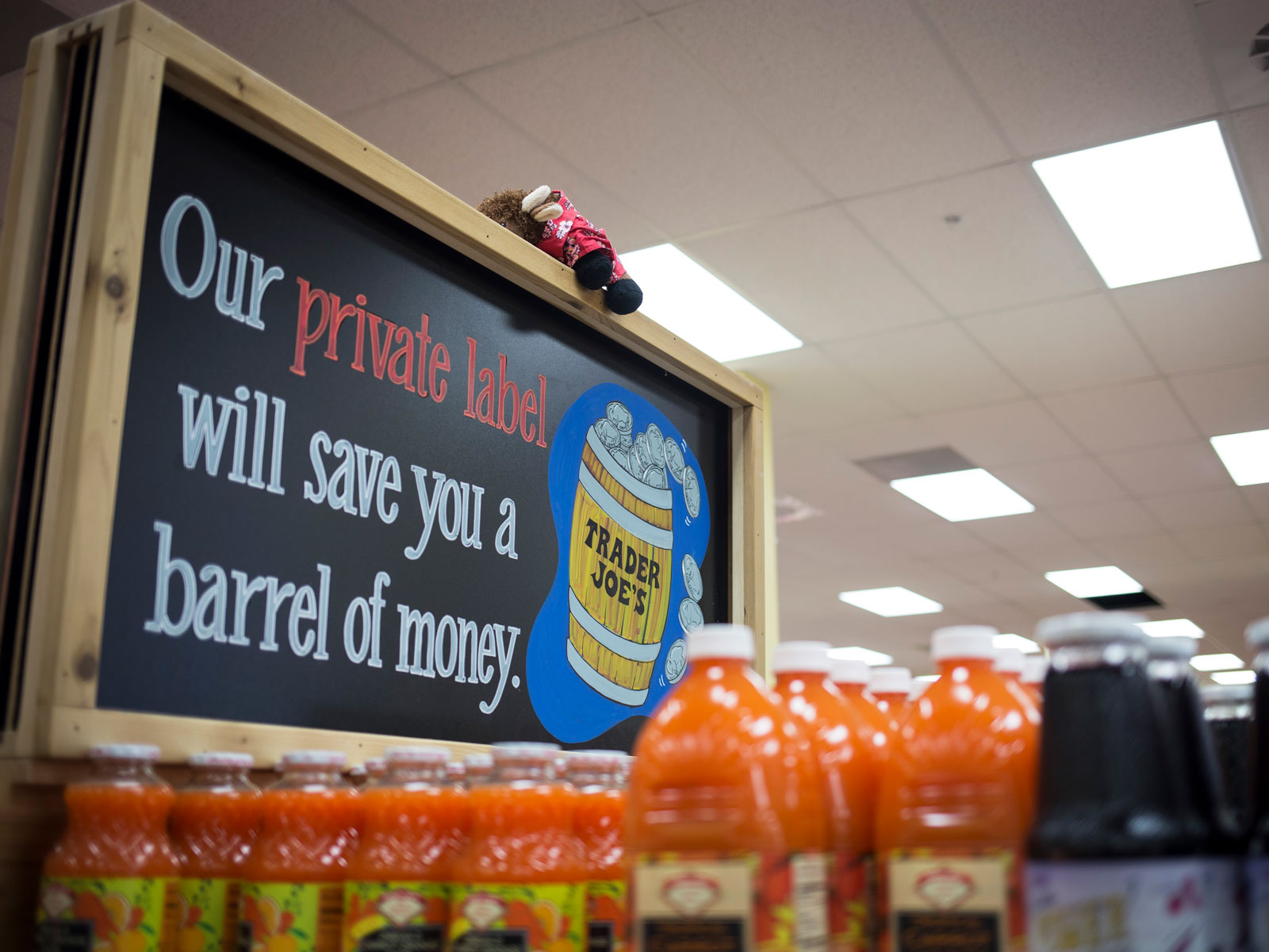 The Grocery Stores With the Best Prices and Private Label Products, According to Consumer Reports trader-joes-store-brand-FT-BLOG0419
