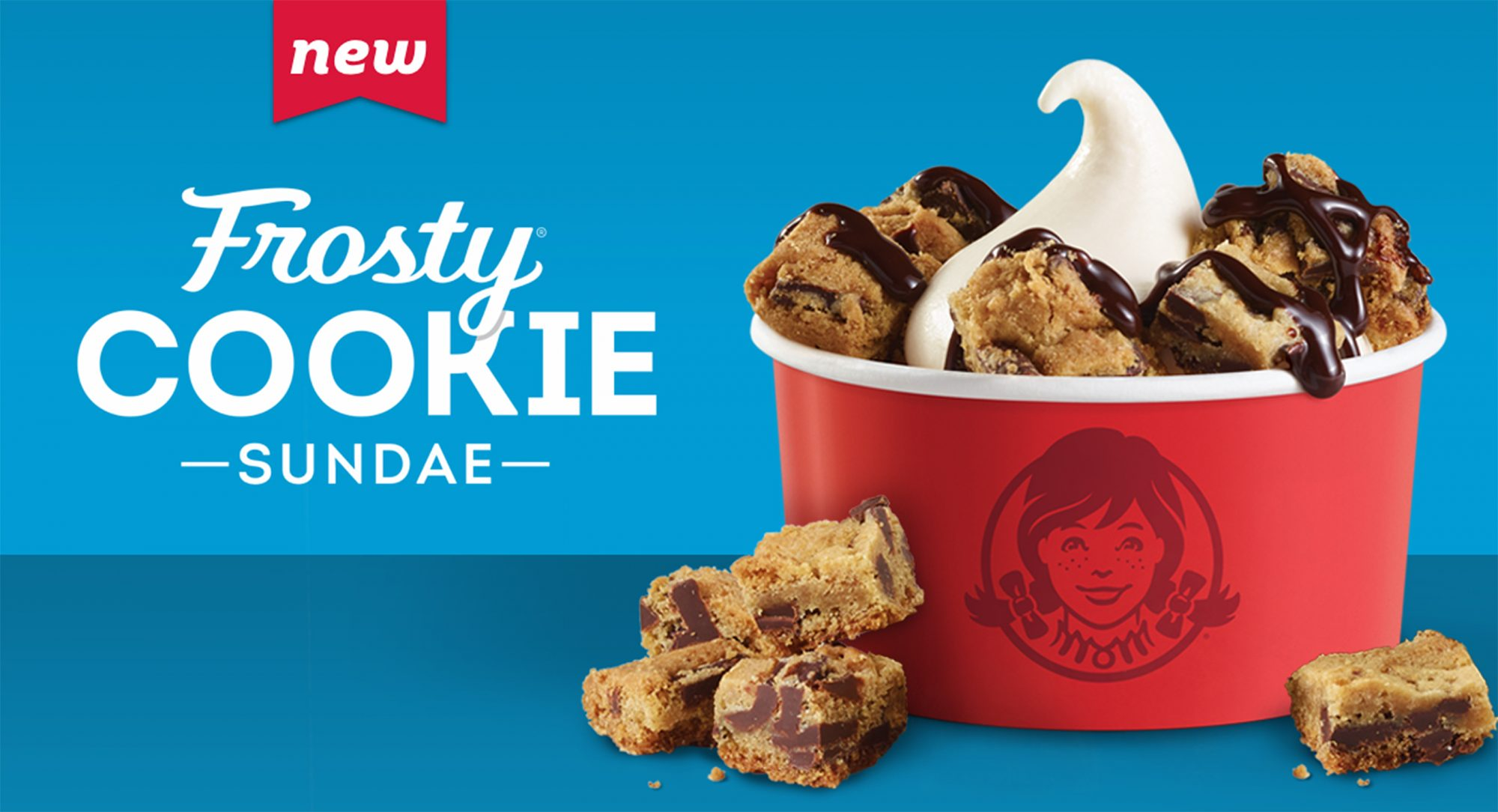 Wendy's Introduces New Frosty Cookie Sundae