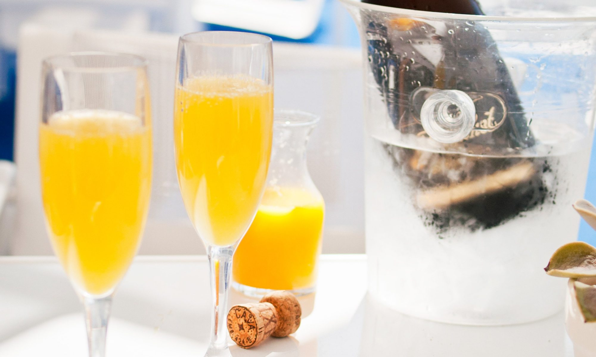 What's the Best Champagne for a Mimosa?