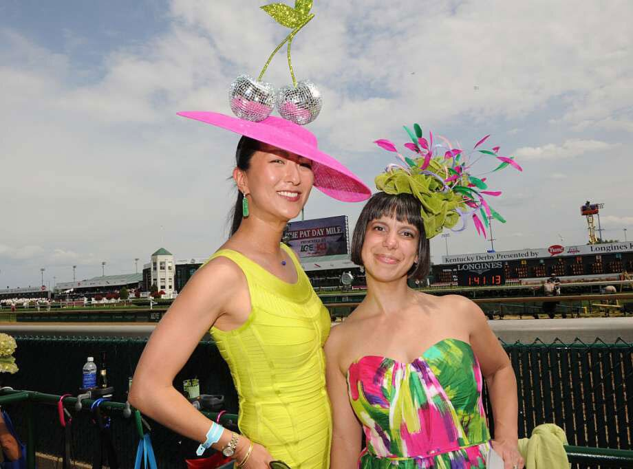 a04b10f3155df Best Kentucky Derby Looks Over the Years
