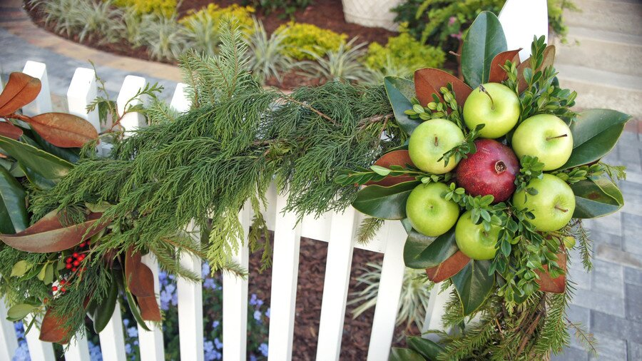 Christmas Tours.The South S Best Historic Christmas Home Tours