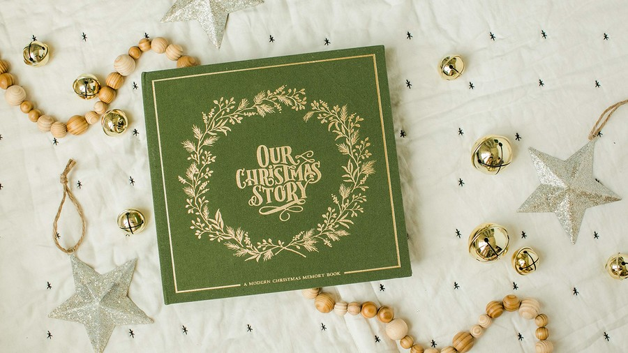 Our Christmas Story Memory Book
