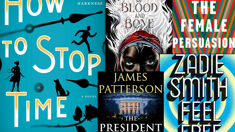 The 50 most anticipated books of 2018