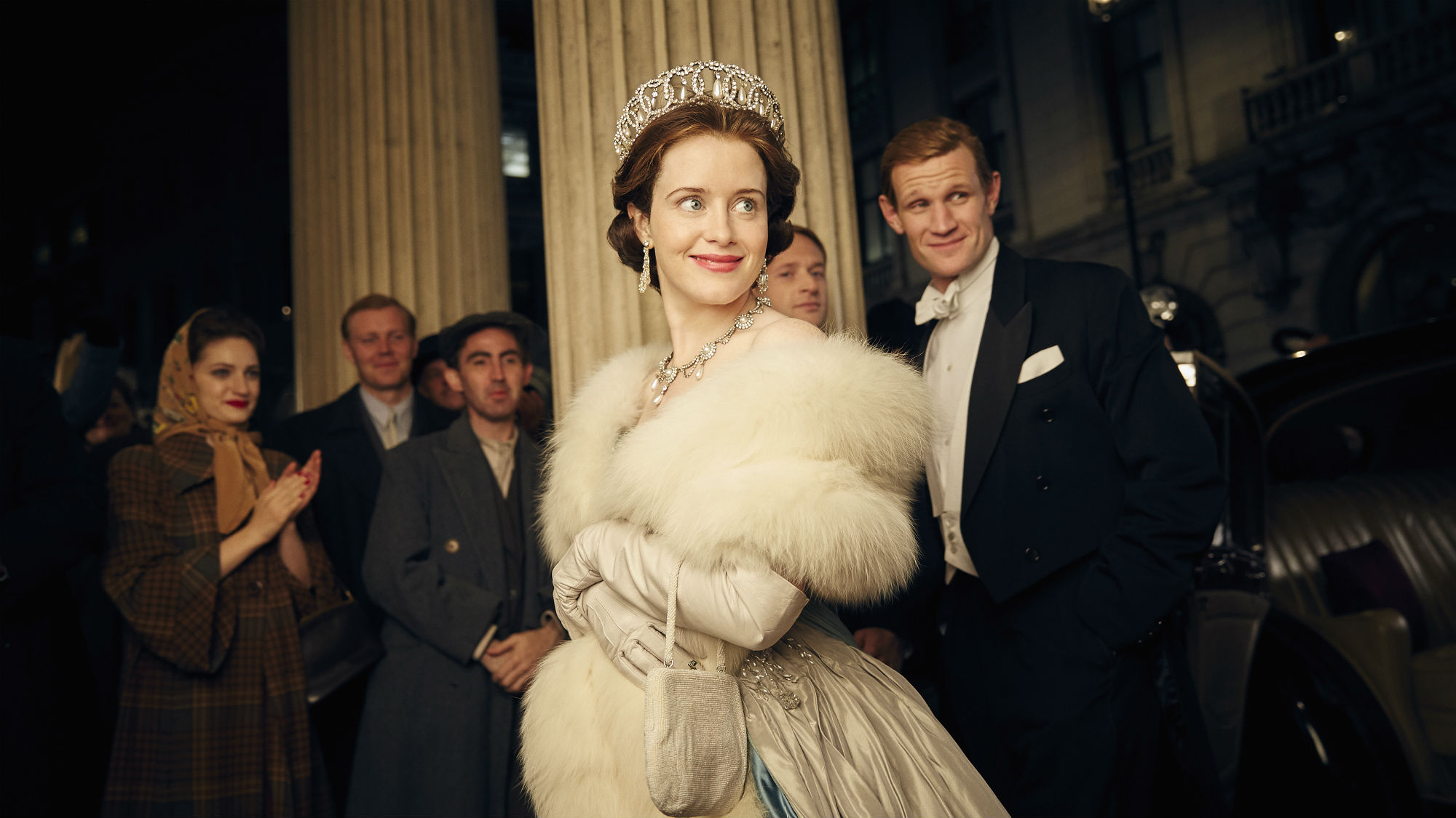 The Crown has cast the remaining royal family for its third season The-Crown-Netflix-