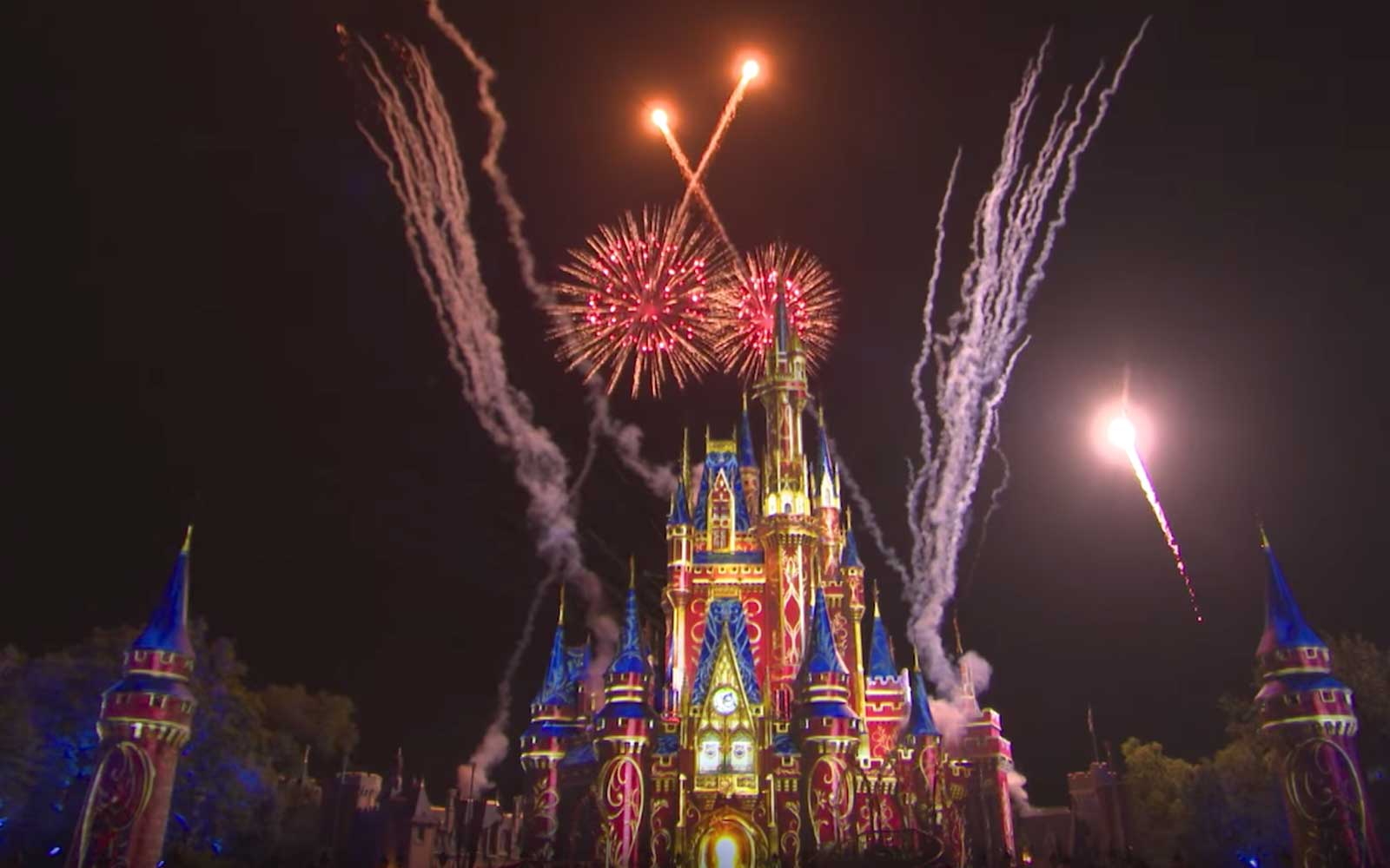 Happily Ever After Magic Kingdom