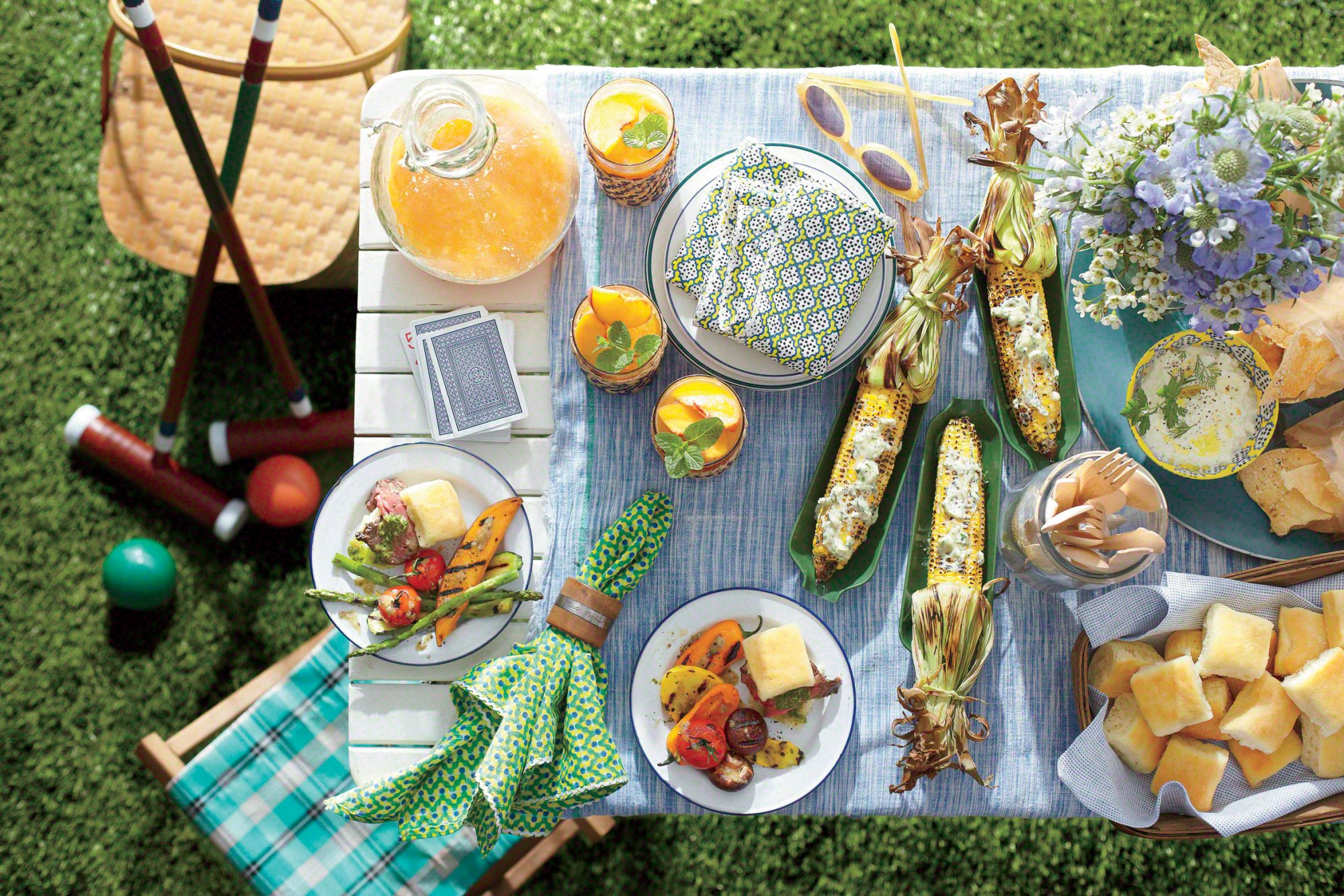 Host a Backyard Bash