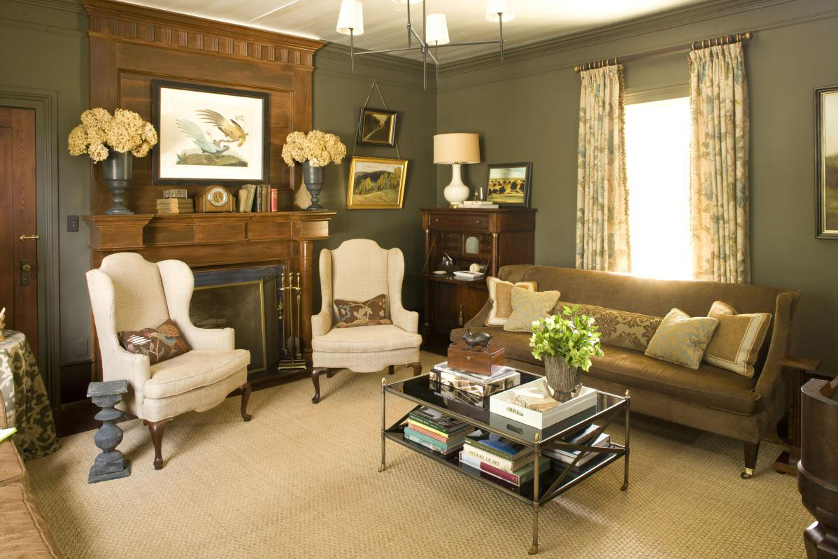 Home Restorations: Living Rooms