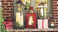 Put Out Christmas Lanterns