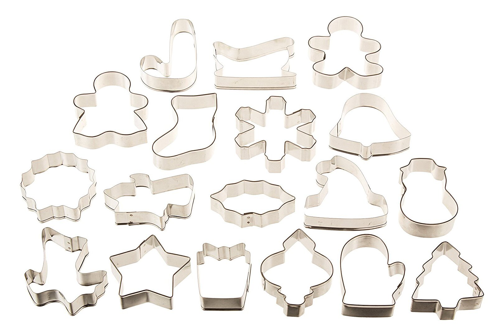 Cookie Cutter Christmas.Fun And Festive Cookie Cutters