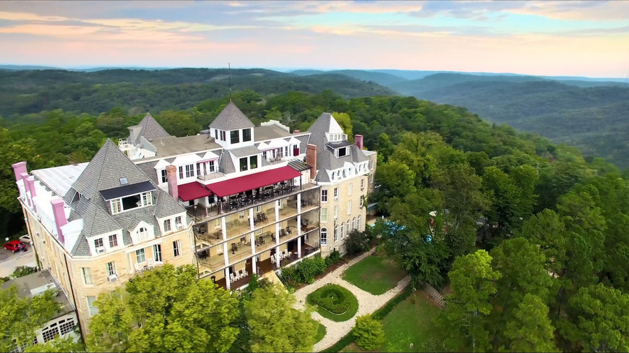 Arkansas: The 1886 Crescent Hotel & Spa