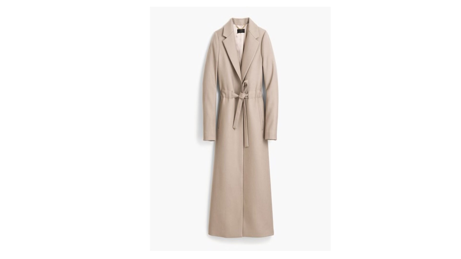 762db33a617a2 5 Coats Inspired by Meghan Markle's Engagement Look That Are On Sale Now