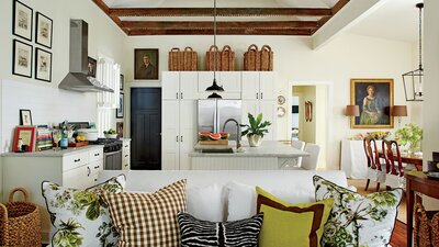 Buff Coles Charleston Living Room Kitchen And Dining