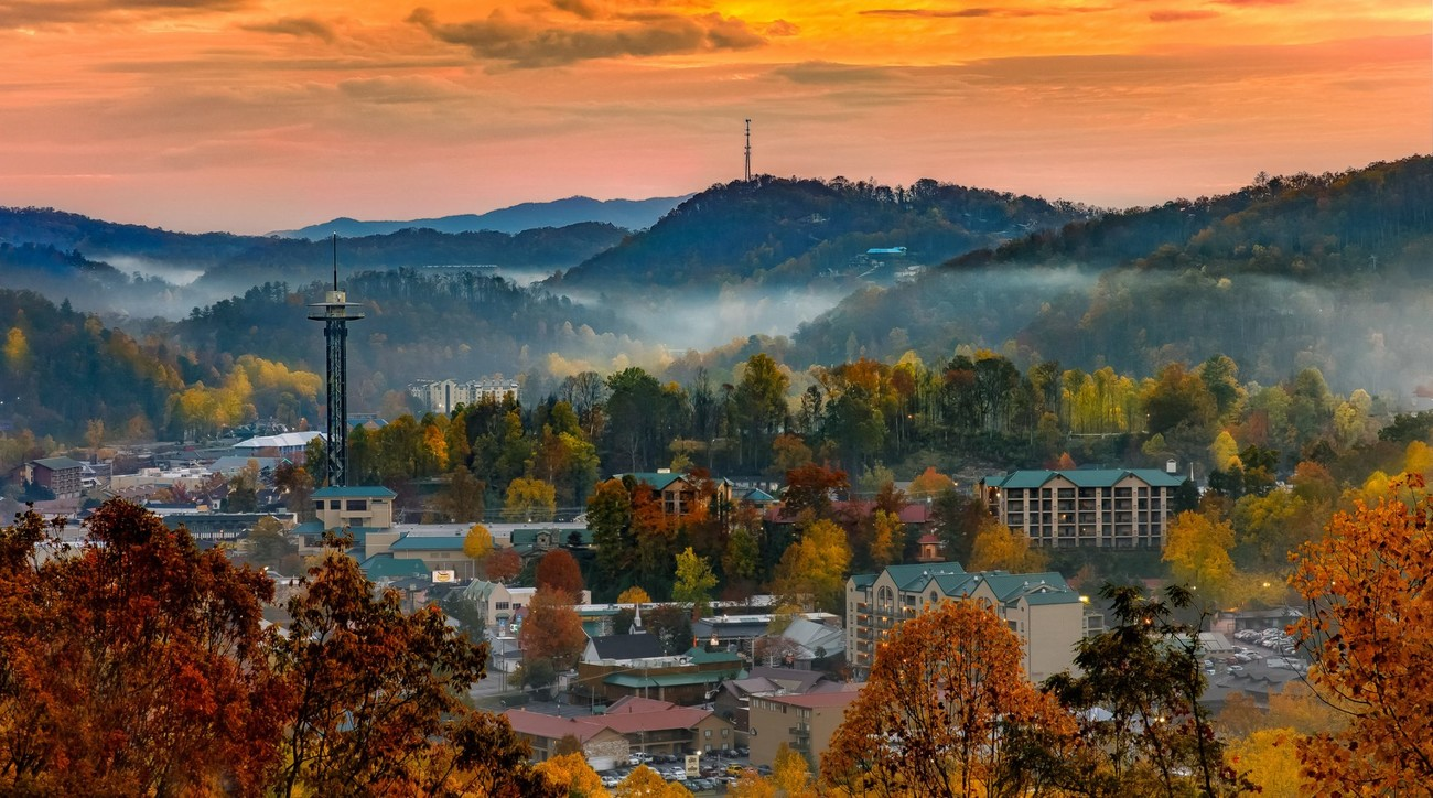 The South's Best Mountain Towns 2020