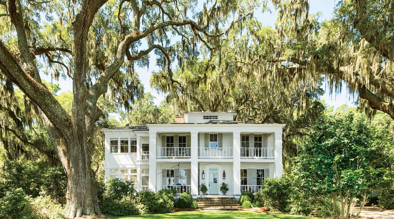 Holley Jaakkola's Federal-Style House on Isle of Hope, GA