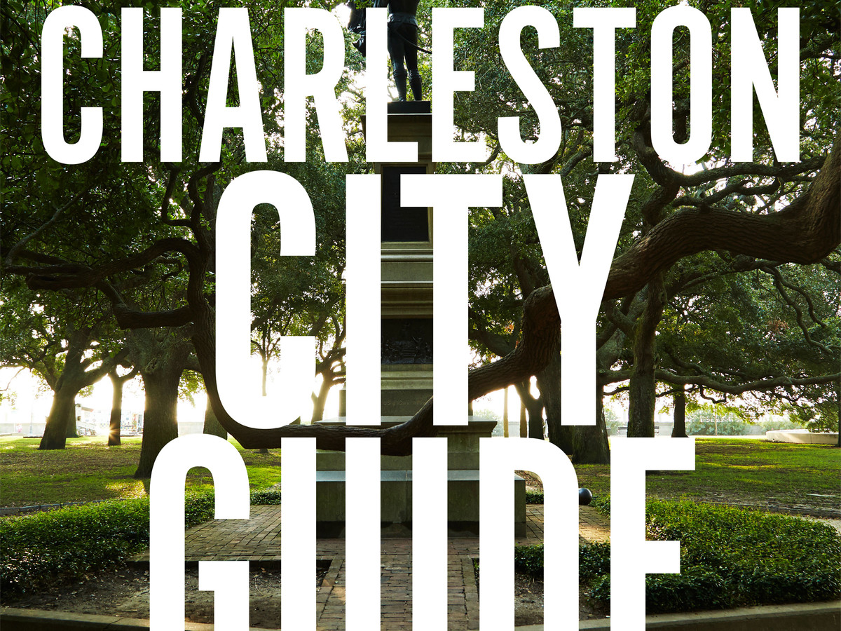 Charleston Live Event City Guide Main Image