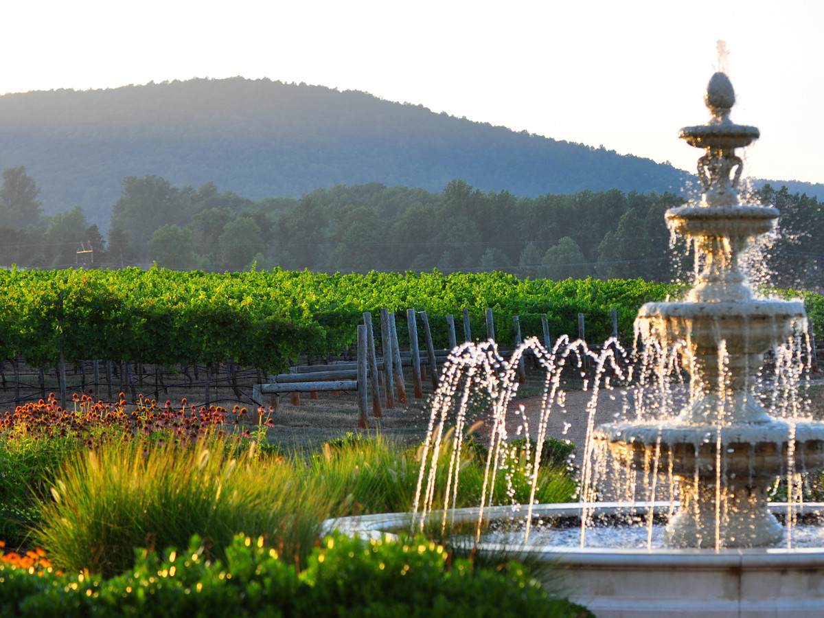 Keswick Vineyards (Keswick, Virginia)