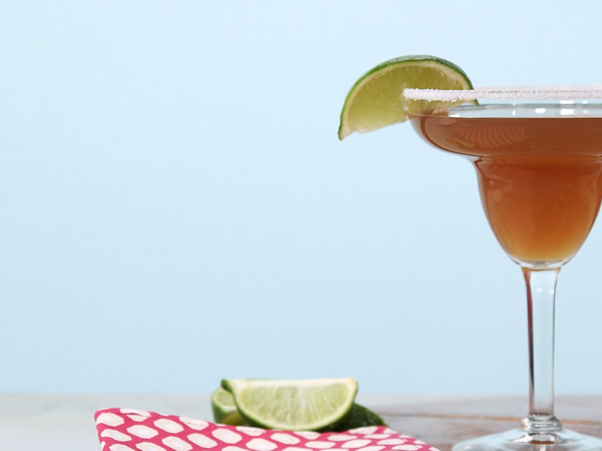 Sweet Tea Key Lime Margarita Still Image