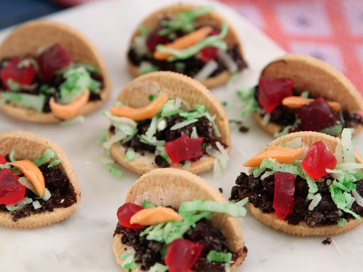Mini Taco Cookies Still Image