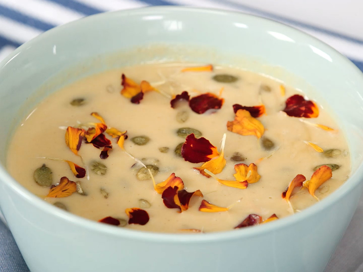 Chad Anderson Butternut Squash Soup