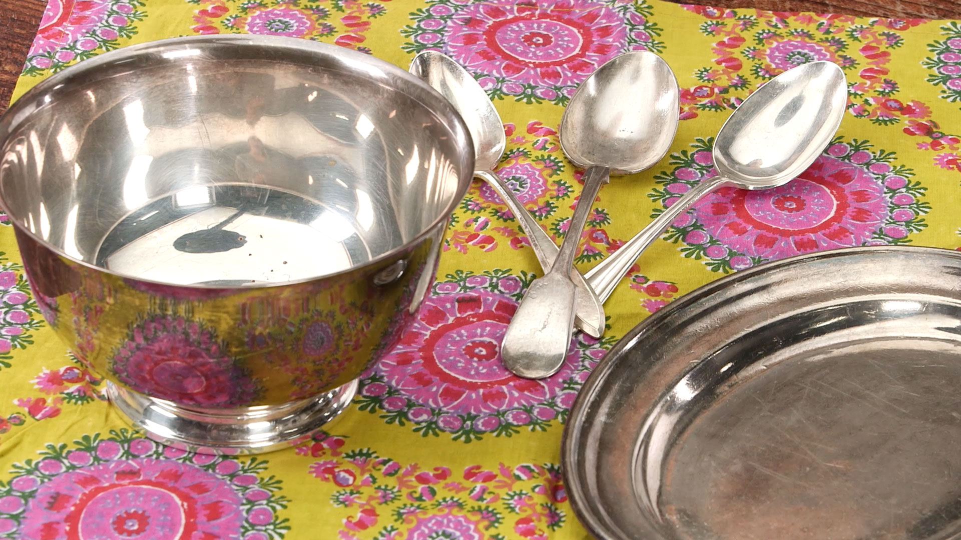 How To Clean Silver Still