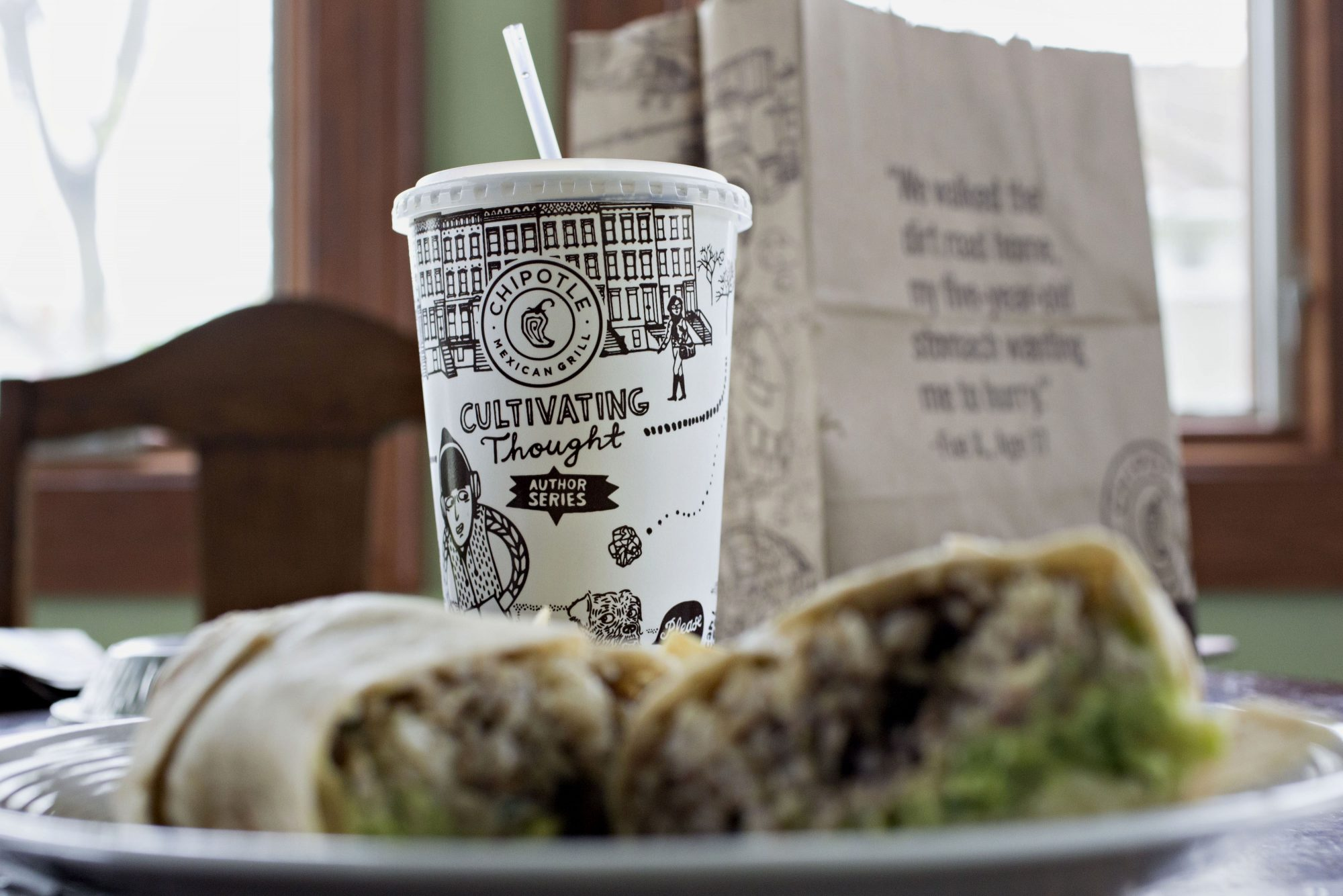 Take-Out Chipotle