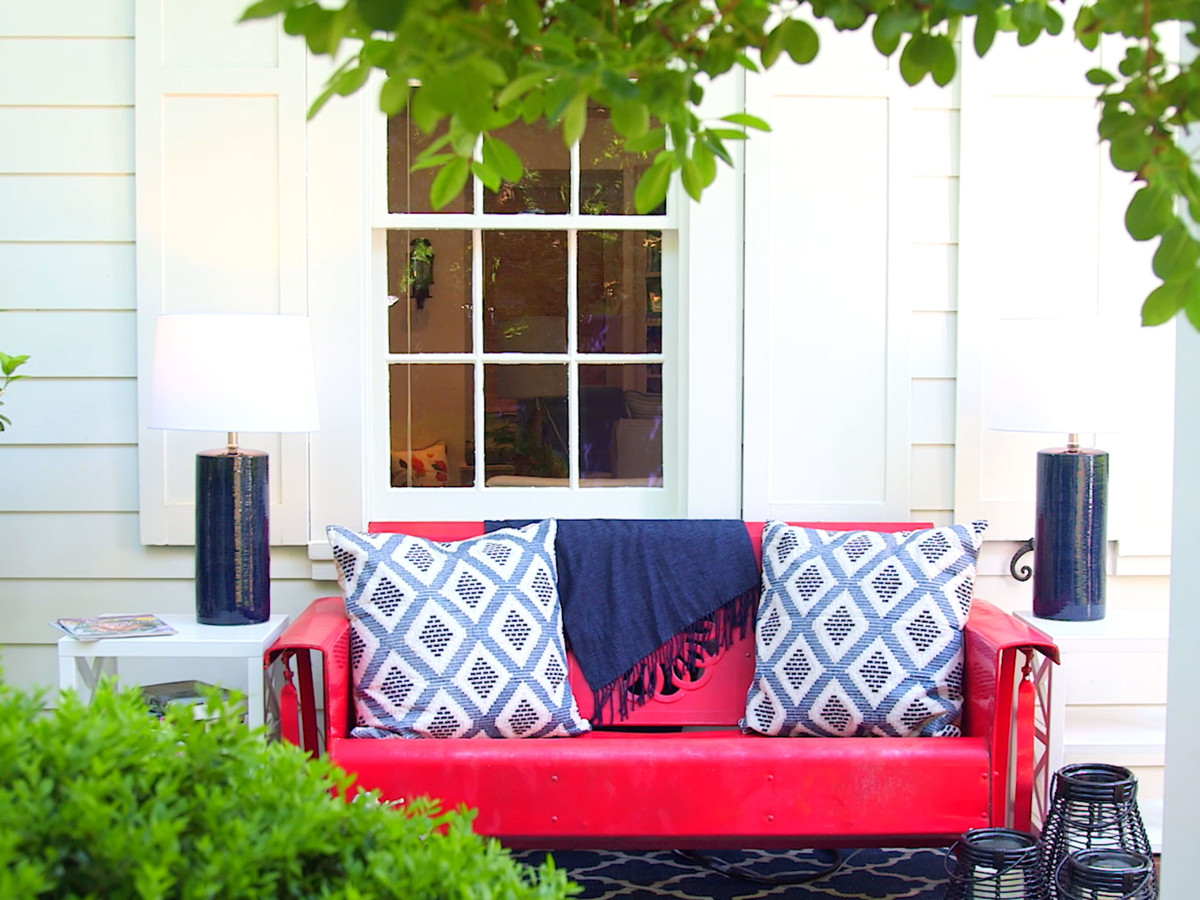 Delta How To Style A Southern Porch