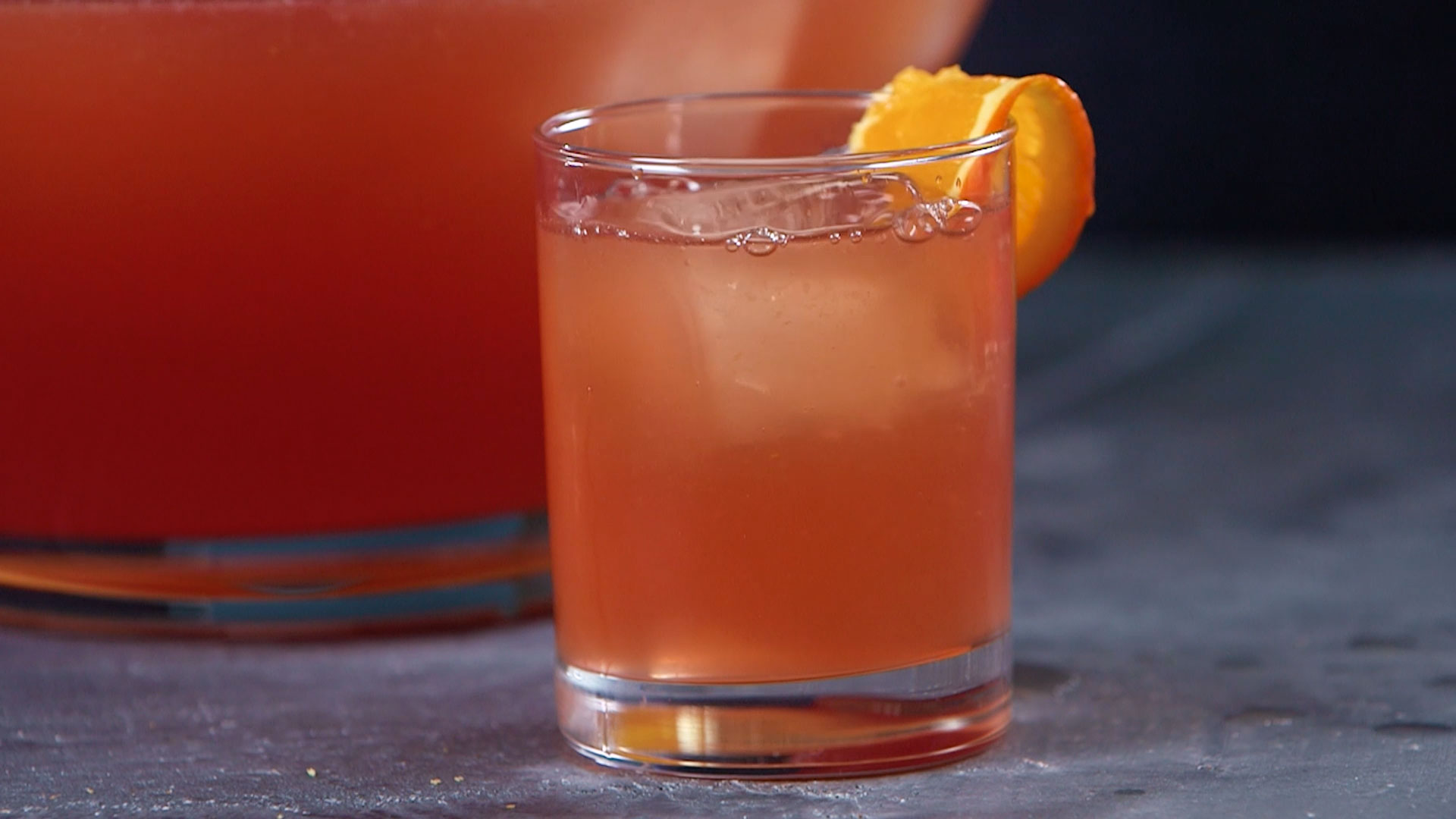 Mississippi Bourbon Punch