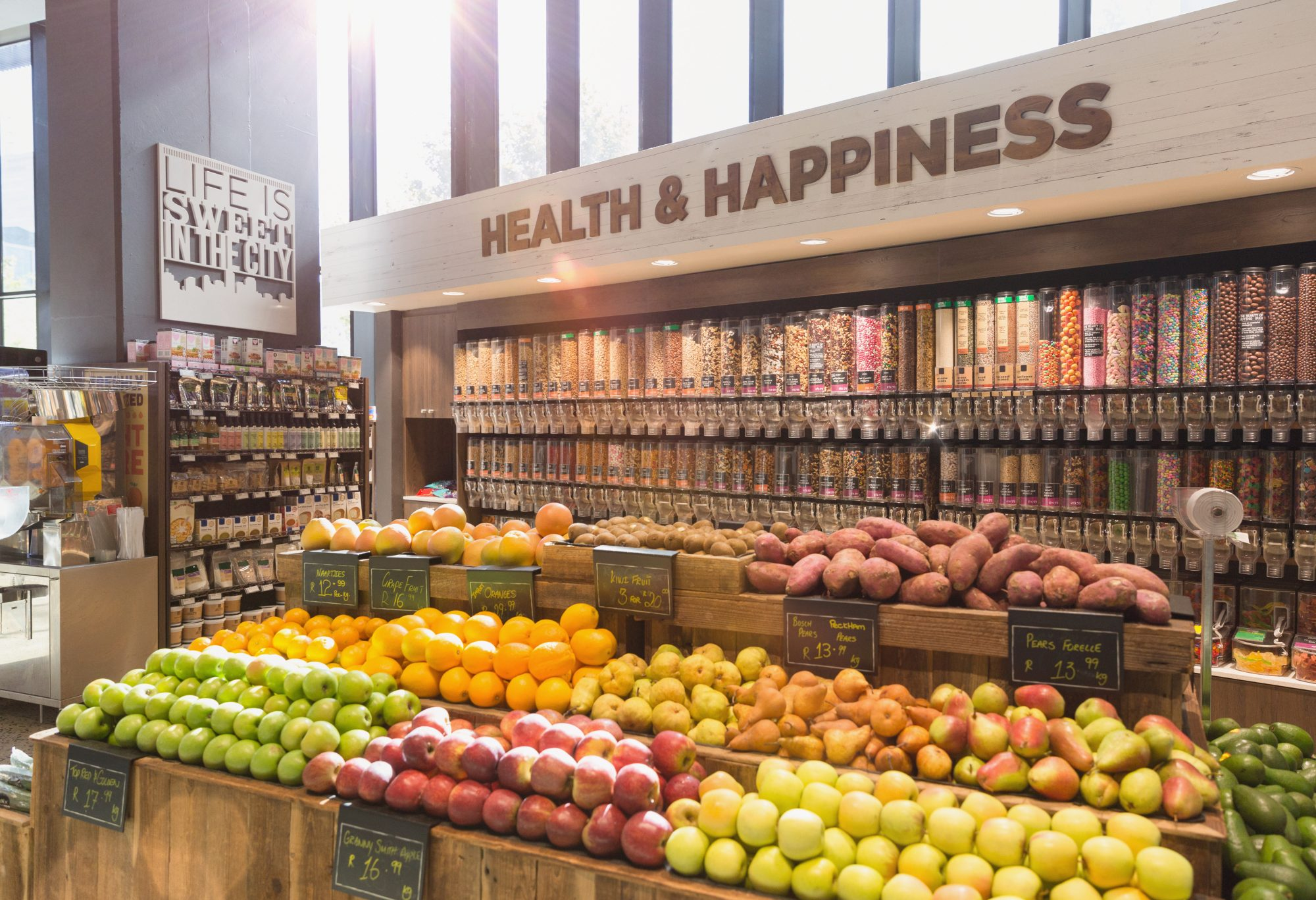 Healthy Grocery Store