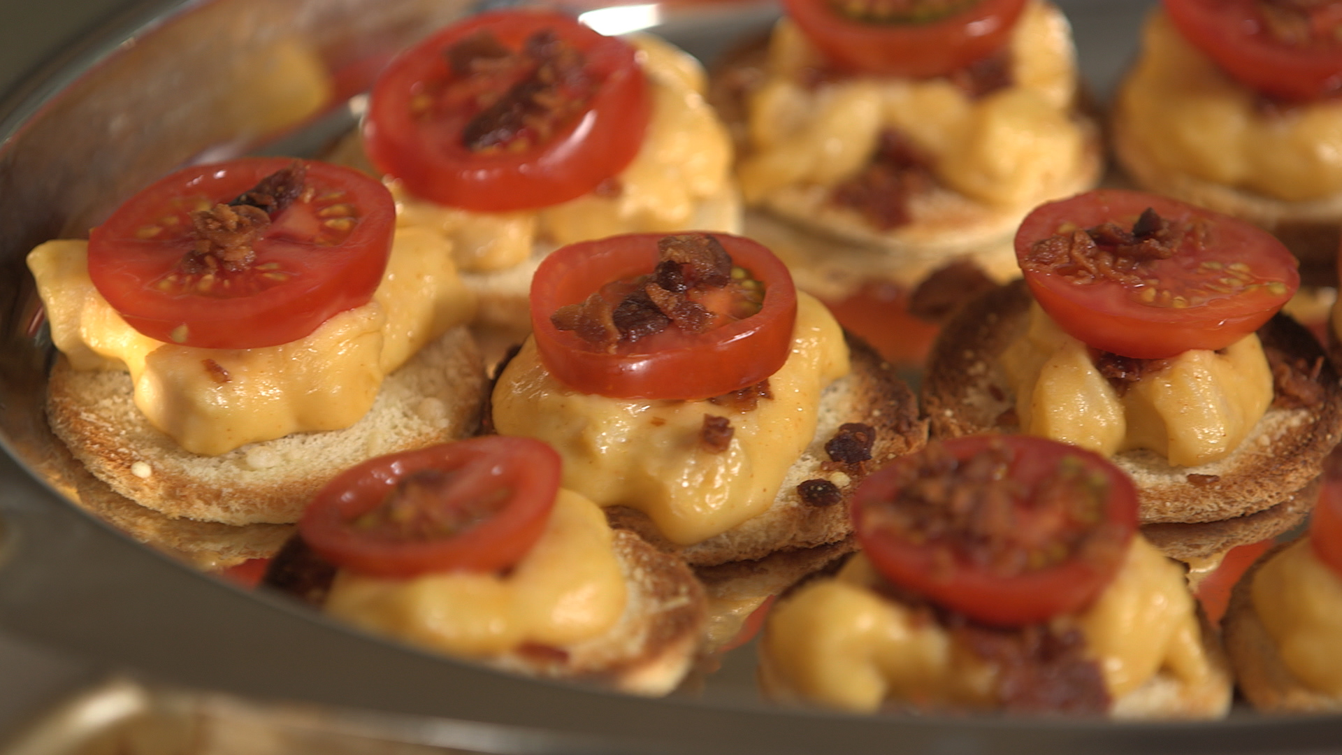 Mini Hot Browns
