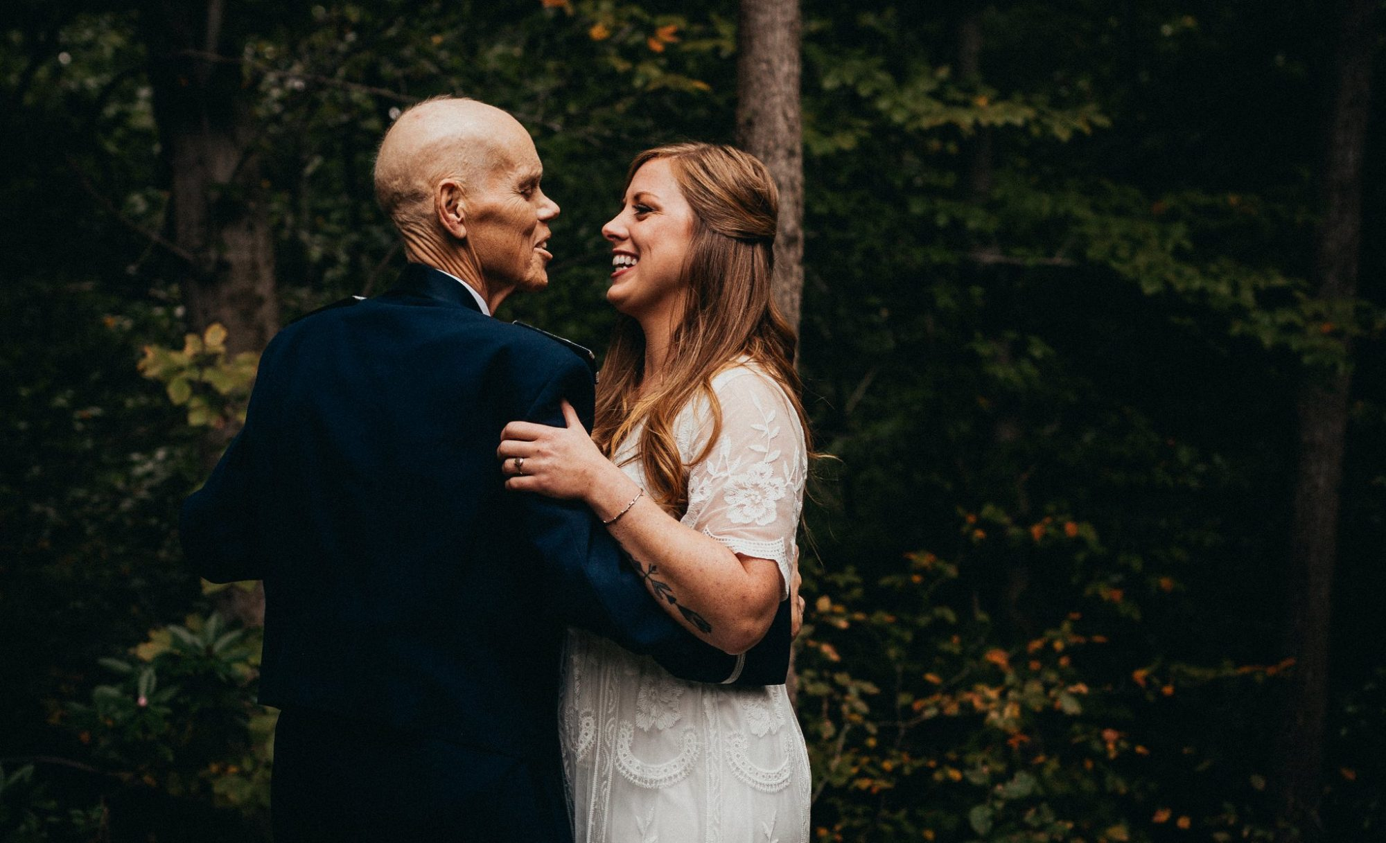 Father Daughter Final Dance