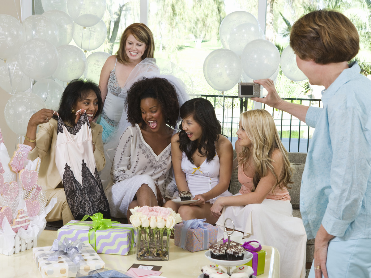 Bridal Shower and Gifts