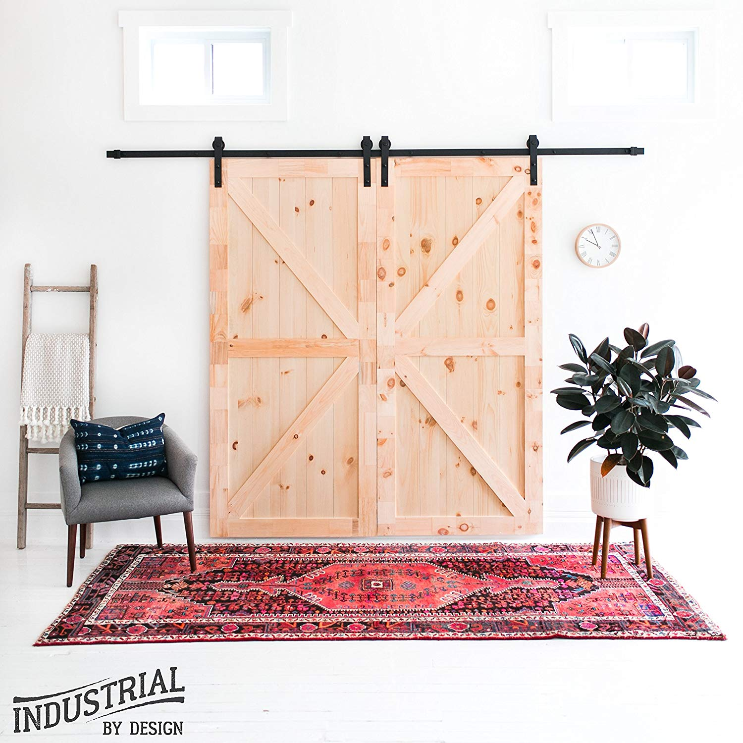 Industrial By Design Doors