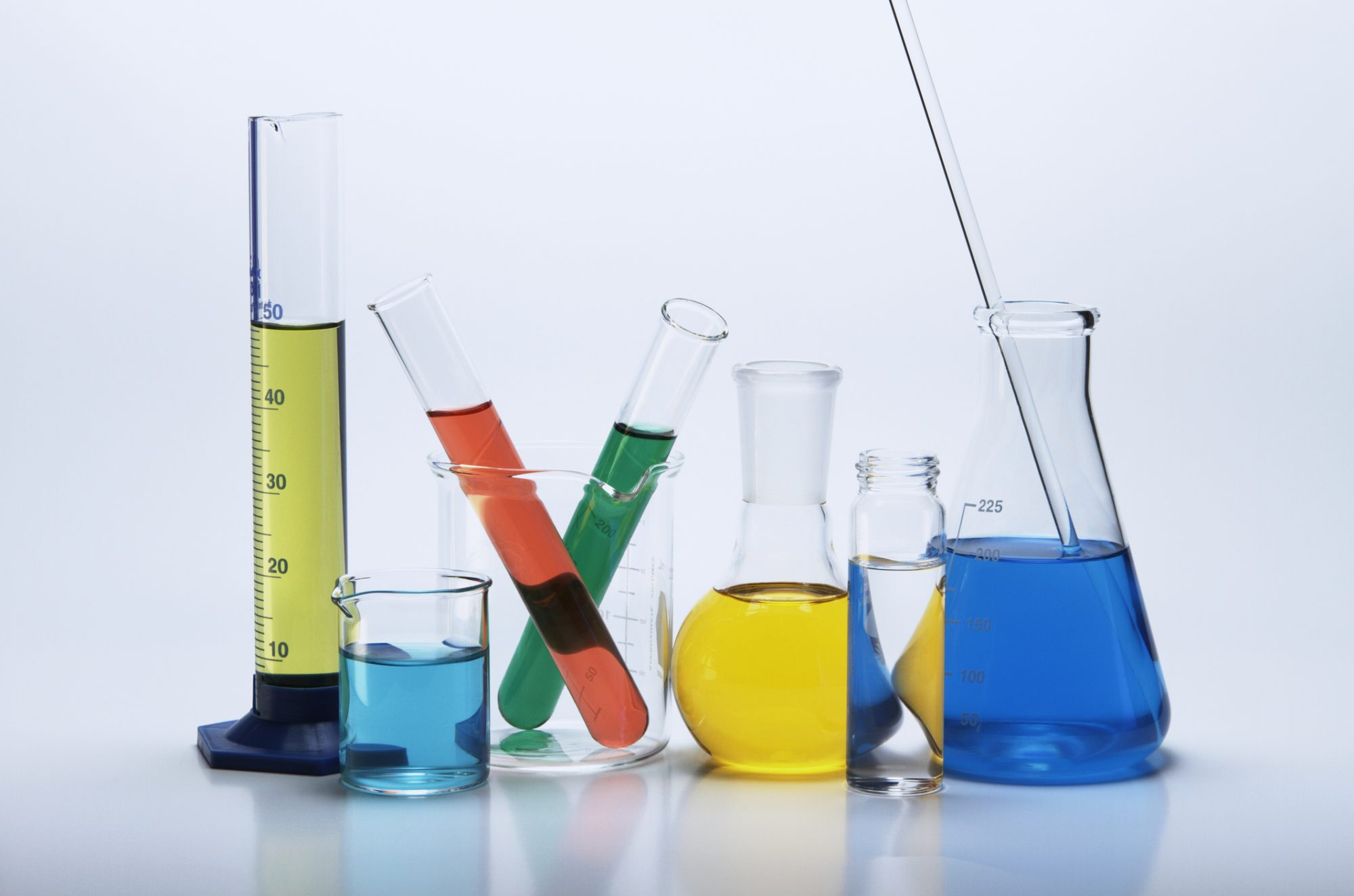 Test Tubes Science