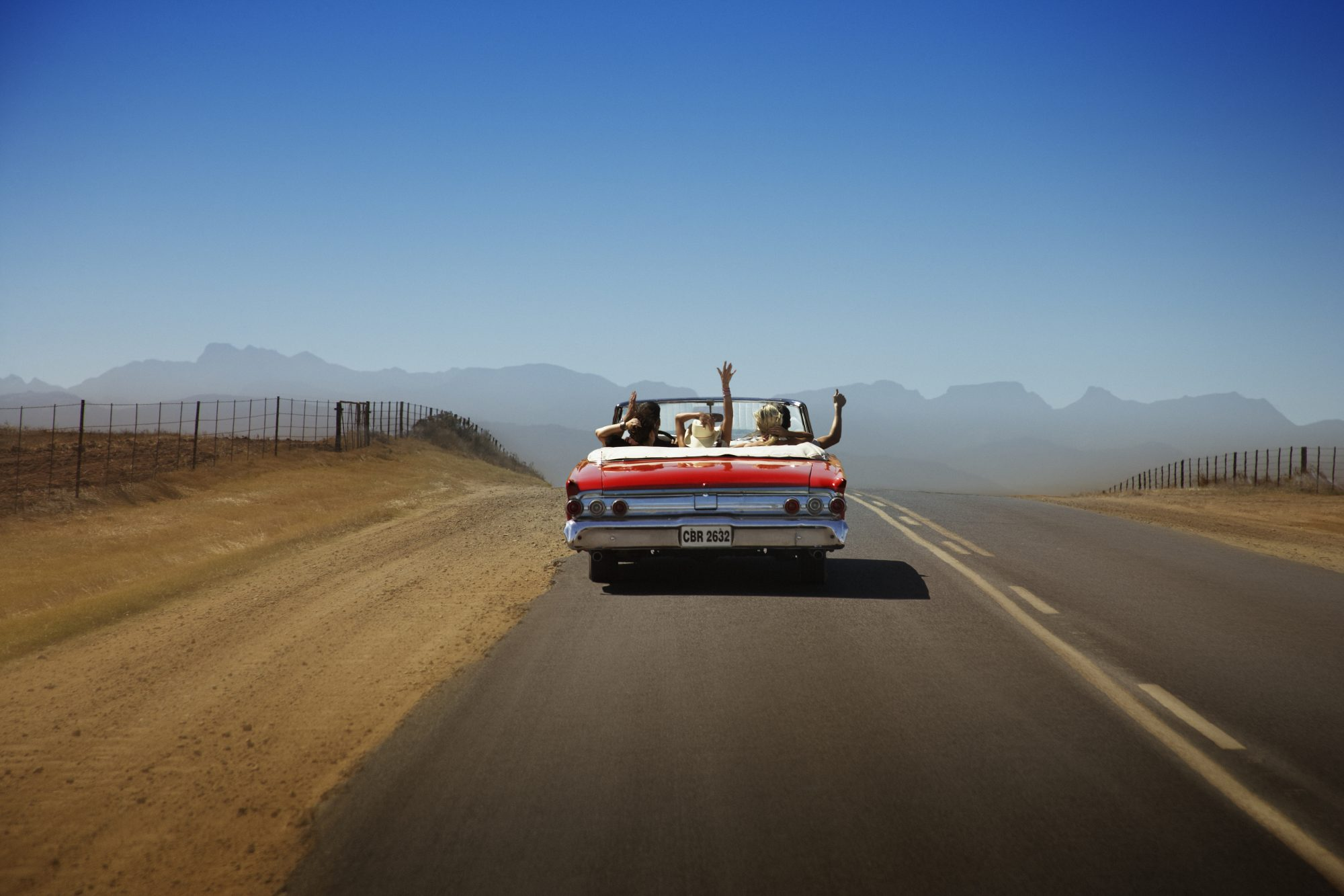 An Ultimate Old School Oldies Playlist for Your Next Road trip