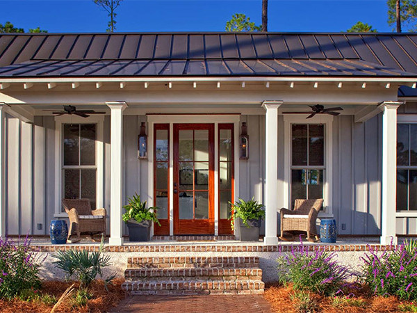 Palmetto Cottage front view