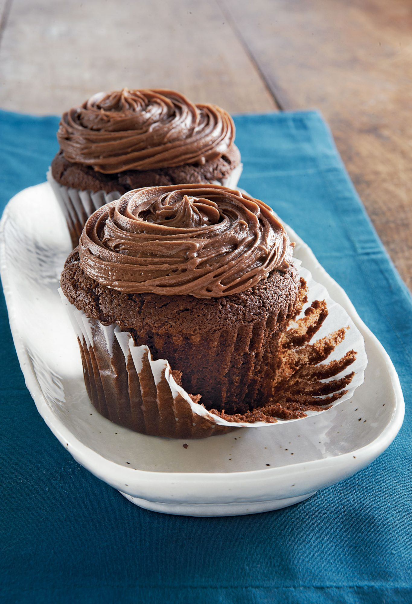 Ultimate Chocolate Cupcakes