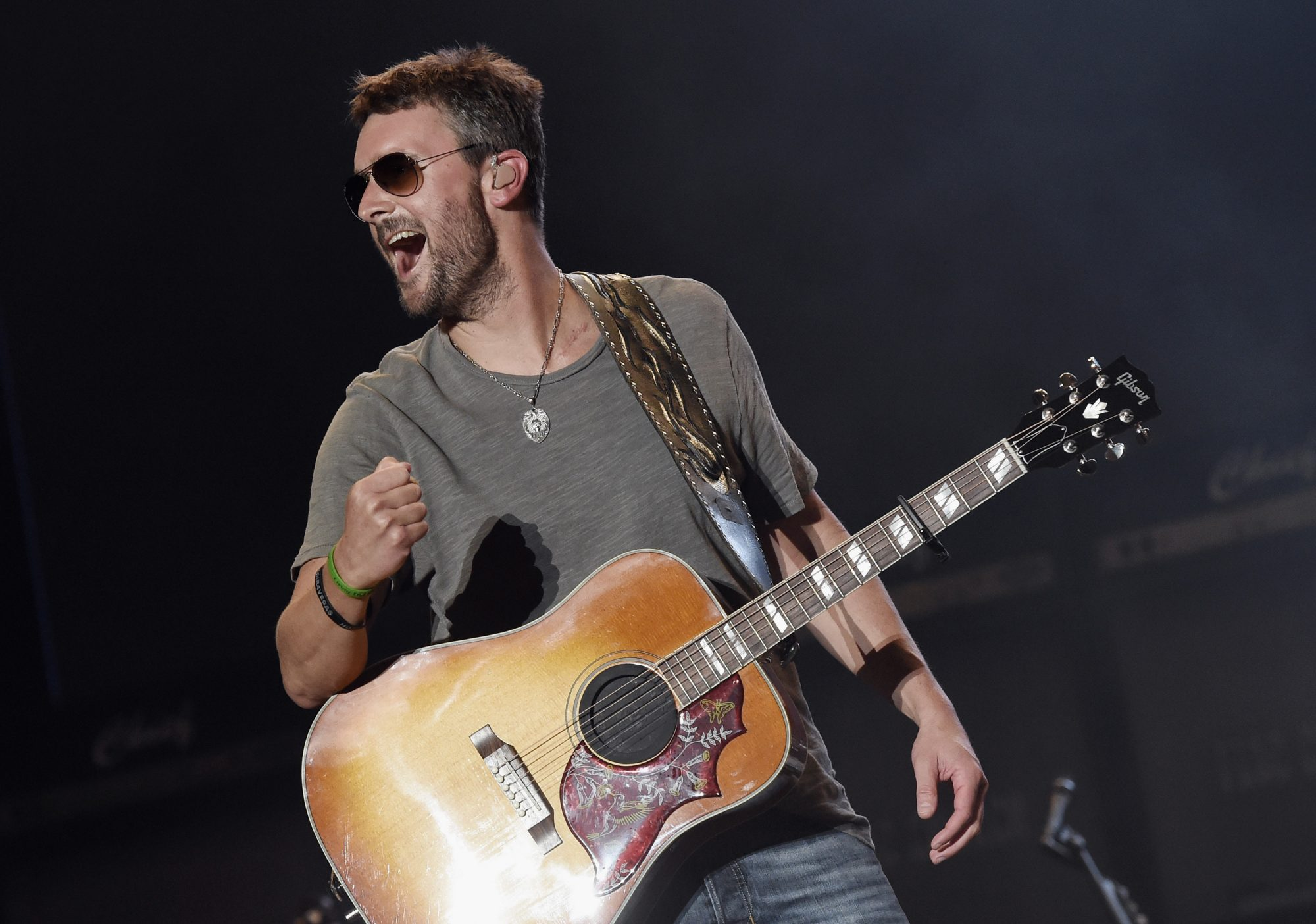 Eric Church on Stage