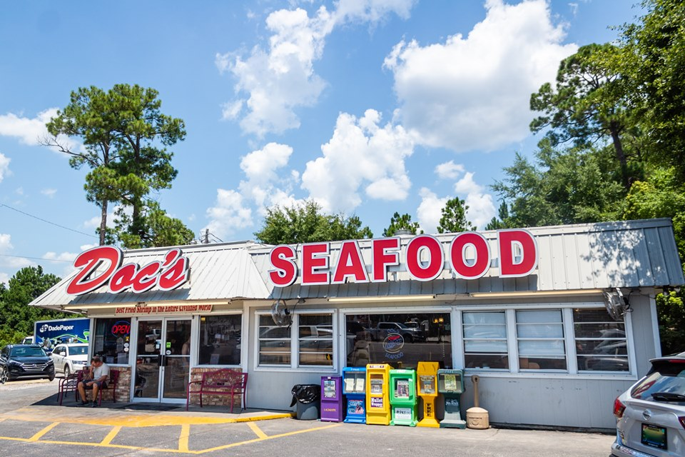 Doc's Seafood Shack