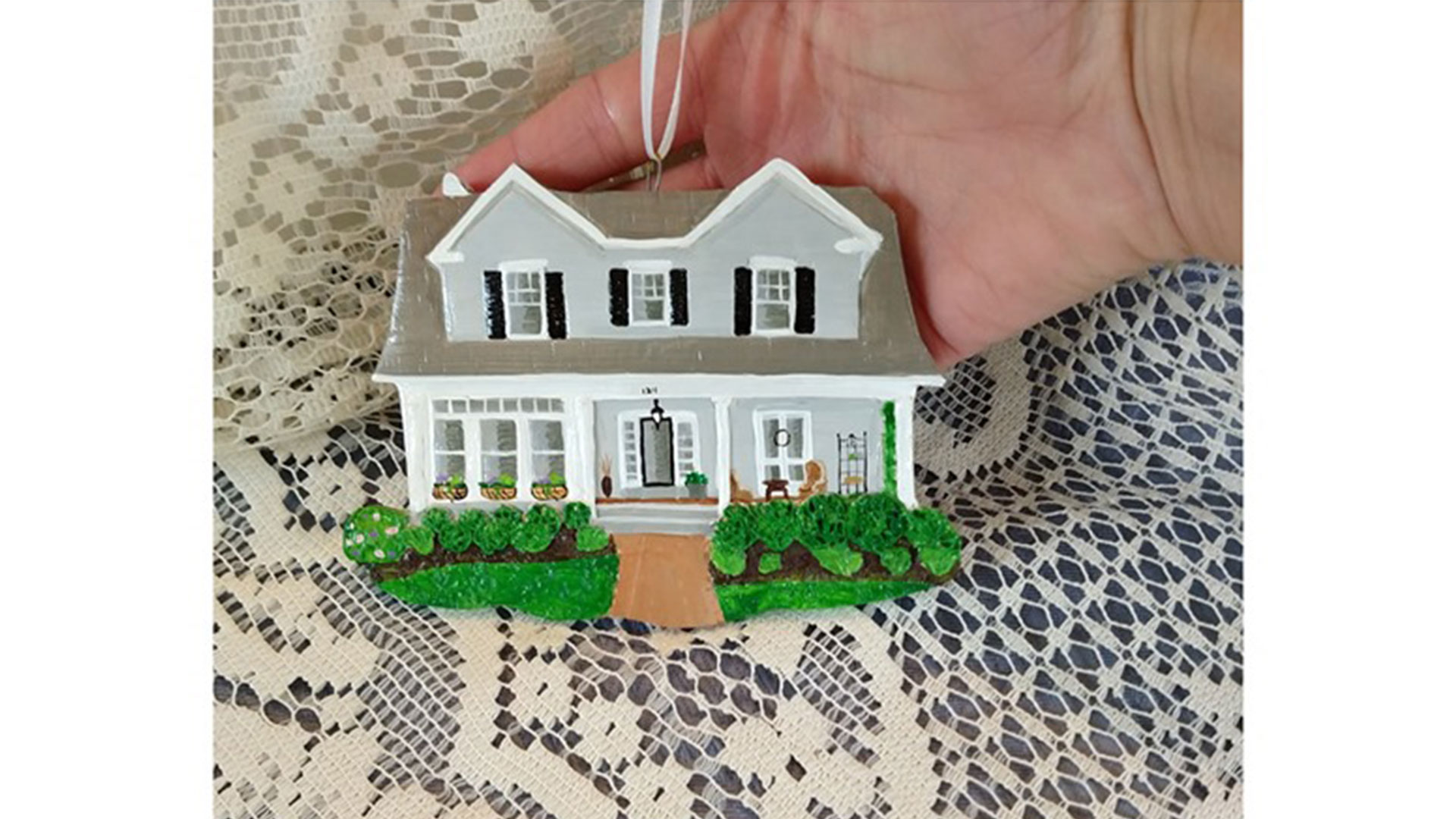 Forever Figurines House Ornament