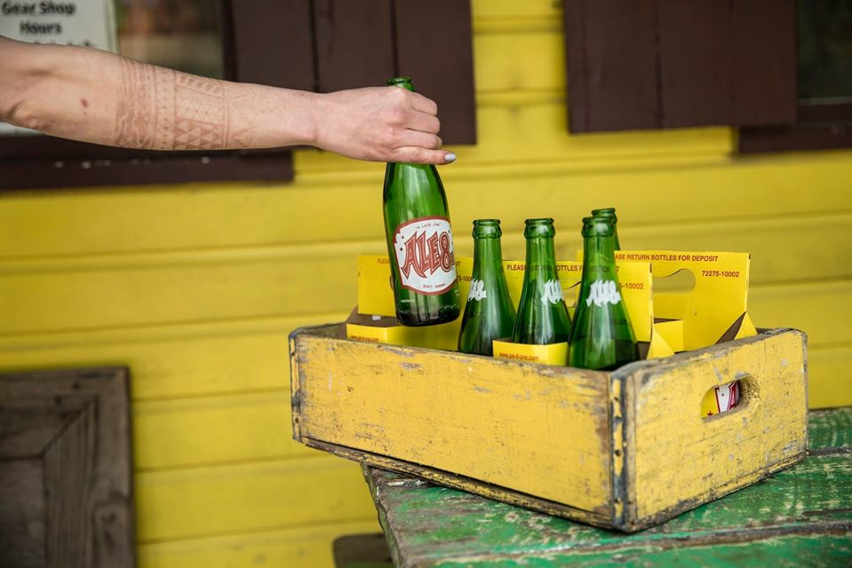 Kentucky Ale-8 Soda