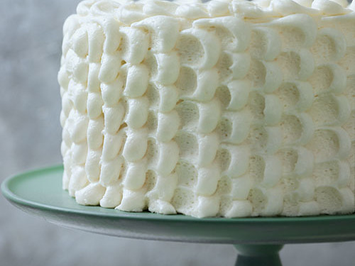 Cake Decorating: Dot Push Frosting