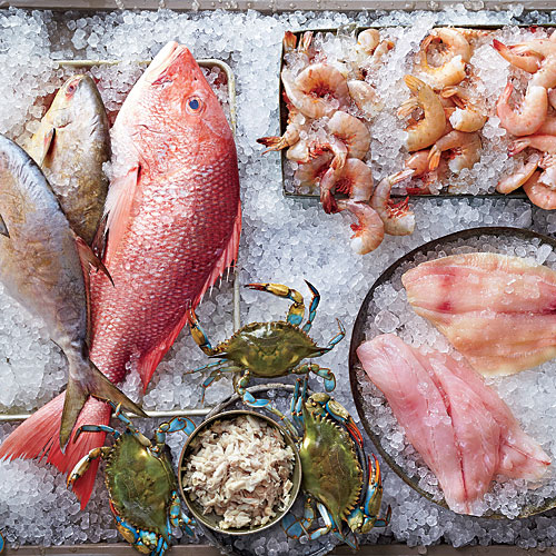 Gulf and Atlantic Seafood