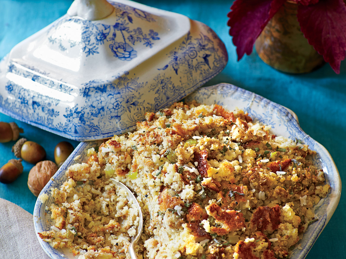 Grandmother Carter's Cornbread Dressing