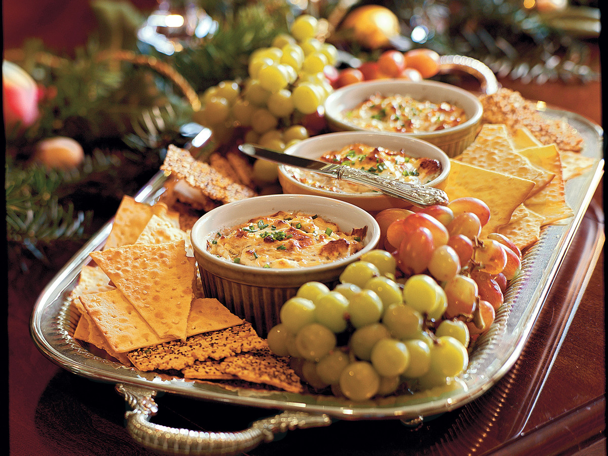Blue Cheese-Bacon Dip Appetizer Recipes