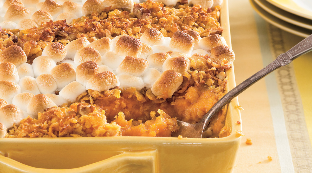 Freezing Sweet Potato Casserole